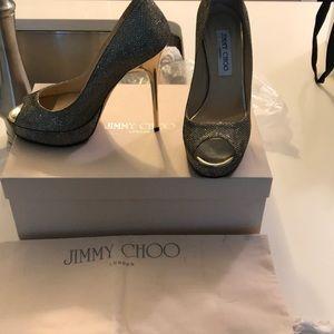 Jimmy Choo -247 crown heels